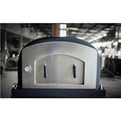 Vision Inoxl oven